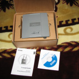 DWL-3200AP Access Point Profesional 108Mbps cu PoE in cutie originala
