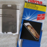 1393PLU Folie de protectie display touchscreen Hama si laveta antistatica pt Samsung Galaxy S I9000