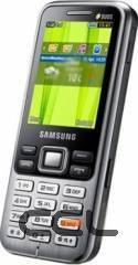 Telefon mobil Samsung C3322 DualSIM Black foto