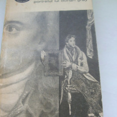 PORTRETUL LUI DORIAN GRAY OSCAR WILDE - Roman, Anul publicarii: 1969