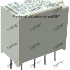 Releu 12V, bobina: 185ohm, 9x6x10mm-128340