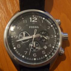 Ceas fossil - Ceas barbatesc
