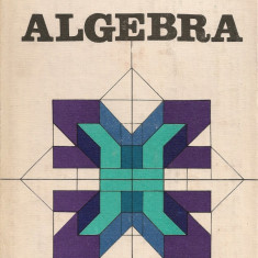 Ion D. Ion / R. Nicolae - Algebra - Carte Matematica