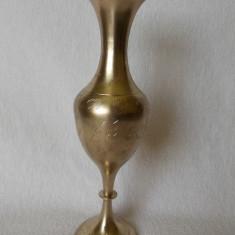 VAZA DIN ALAMA - Metal/Fonta