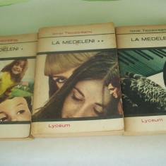 LA MEDELENI IONEL TEODOREANU VOL,1,2,3, 1970