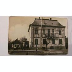 """PVM - Ilustrata Halmeu """"Primaria"""", circulata 1931, stampila / inedita"""
