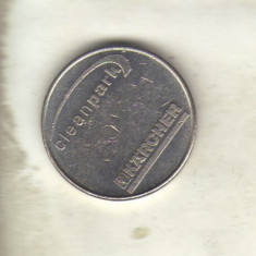 Bnk jt jeton karcher cleanpark - Jetoane numismatica