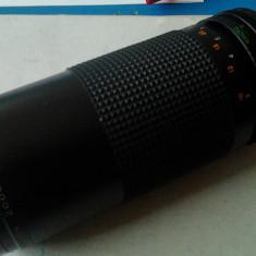 Obiectiv foto Seikanon Zoom MC f=80-200mm - Obiectiv DSLR