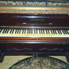 Pianina Schiedmayer