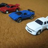 Machete BMW , Lamborghini , POrche, 1:50