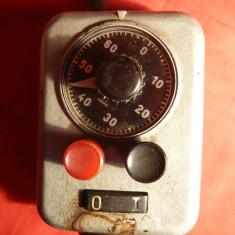 Timer Novex -pt. Laborator Foto - la aparatul de marit