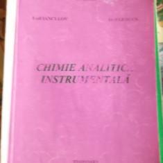 CHIMIE ANALITICA INSTRUMENTALA