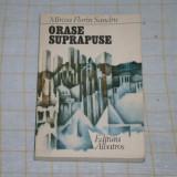 Orase suprapuse - Mircea Florin Sandru - Editura Albatros - 1986 - Carte Geografie