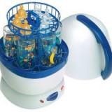 Sterilizator electric NUK 2 in 1