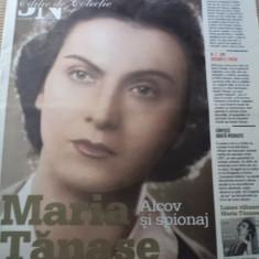 maria tanase jurnalul national editie de colectie revista ziar cultura muzica