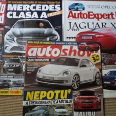 Revista auto bild auto show auto expert lot 3 reviste hobby moto automobile