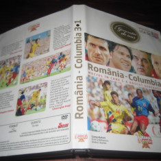 Romania - Columbia (CM SUA 94') - DVD fotbal