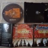 Overload a tribute to metallica cd disc muzica rock heavy metal speed compilatie