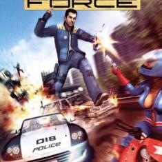 Pursuit Force PSP nesigilat - Jocuri PSP Sony, Actiune, 12+, Multiplayer