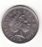Marea Britanie 10 pence 2000