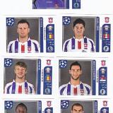 Abtibilde Panini Otelul Galati in Champions League 2011-2012