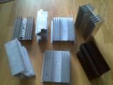Radiator aluminiu pentru tranzistori,surse,amplificatoare,statii
