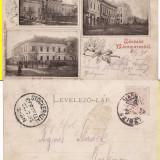 Salutari din Maramures( Sighet ) -clasica, rara, 1898
