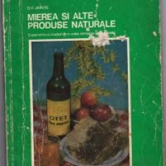 Mierea si alte Produse Naturiste