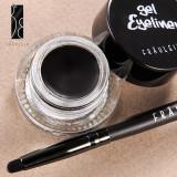 Eyeliner Gel Creion Contur Ochi Fraulein38, Negru