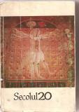 (C1634) SECOLUL 20, NR. 10, 11, 12, DIN 1971, EDITATA DE UNIUNEA SCRIITORILOR DIN R.S.R., 3 NUMERE CUMULATE : 129; 130; 131