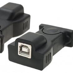 CABLU USB ADAPTOR PENTRU INTERFATA RS232 - Cabluri si conectori laptop
