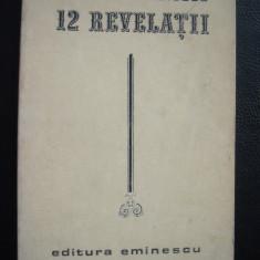 3+1 gratis -- Gabriela Melinescu - 12 Revelatii