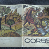 Corbea - 1968 - ilustratii color Gh. Cernaianu - Carte de povesti
