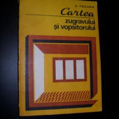 C.TSICURA-Cartea zugravului si a vopsitorului