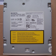 CD-ROM DRIVE UNIT, MARCA SONY, MODEL CDU 5221, - CD Rom PC