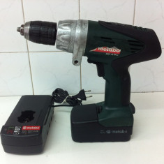METABO BSP 18 Plus - Bormasina