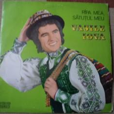 Vasile iova rapa mea satutul meu disc vinyl Muzica Populara electrecord folclor lp, VINIL