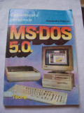 MS DOS 5.0 CALCULATOARE    PERSONALE - ALEXANDRU PANOIU
