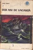 DOI ANI DE VACANTA de JULES VERNE, Jules Verne