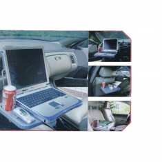 Masa, Masuta multifunctionala Pliabila Auto Pentru Laptop sau Alimente