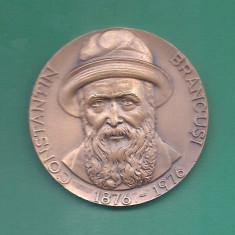 MEDALIE BRANCUSI - Medalii Romania