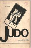 (C1790) JUDO DE ION AVRAM, EDITURA CONSILIULUI NATIONAT PENTRU EDUCATIE FIZICA SI SPORT,