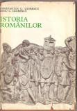 (C1765) ISTORIA ROMANILOR DE GIURESCU, EDITURA STIINTIFICA SI ENCICLOPEDICA, BUCURESTI, 1975, 2 VOLUME