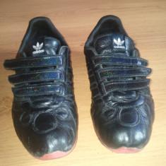 Adidasi adidas - Adidasi barbati, Marime: 40 2/3, Culoare: Negru, 40 2/3, Negru