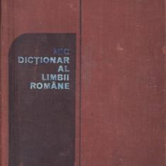 MIC DICTIONAR AL LIMBII ROMANE de ANA CANARACHE si VASILE BREBAN - Enciclopedie