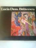 LUCIA DEMETRIADE BALACESCU  ~ DRAGOS MORARESCU & PETRE OPREA