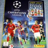 Album Panini uefa Clampions League 2009 - 2010