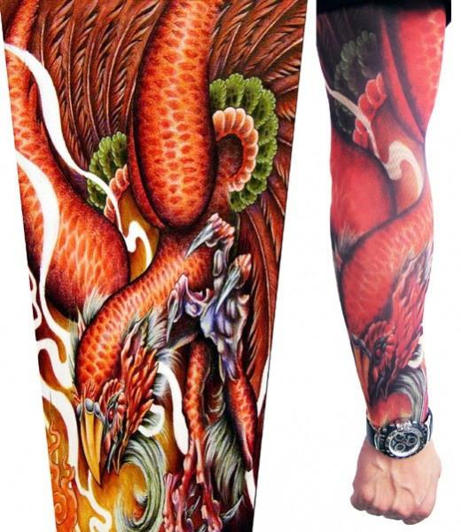 Maneci Tatuate(tatuaje false) foto mare
