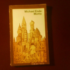 Michael Ende Momo. Un basm-roman - Carte Basme