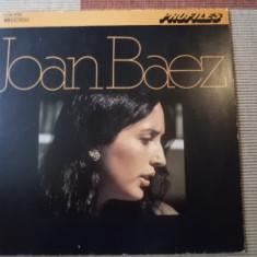 Joan baez Profiles muzica folk blues rock disc vinyl 1973 lp editie vest germany, VINIL